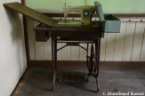 Old Janome Sewing Machine