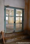 Old Office Door