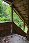 Wooden Outdoor Staircase