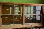 Wooden School Cabinet