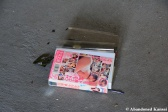 Abandoned Japanese Porn VHS Tape