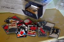 Abandoned Nintendo Hanafuda Cards