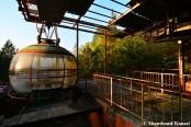 Abandoned Ropeway Gondola