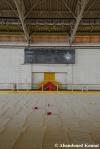 Deserted Ice RinkScoreboard