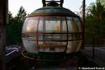 Futuristic Ropeway Gondola