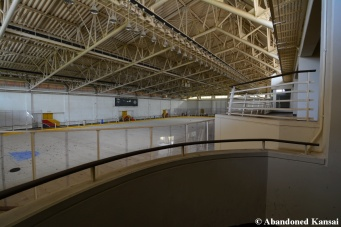 Unused Ice Rink