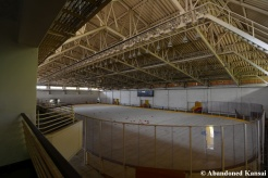 Unused Skating Arena