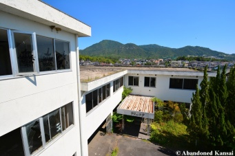 Abandoned Hiroshima Hospital