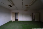 Empty Room At An Abandoned CountryClub