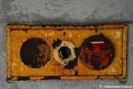 Rusty Fire Alarm