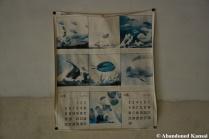 Tropical Fish Calendar Sheet