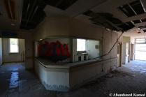 Vandalized Hospital