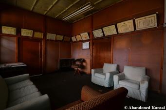 Abandoned Ironworks Meeting Room