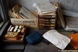Abandoned Office Desk