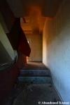 Atmospheric Abandoned Hallway