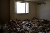 Garbage Filled Room