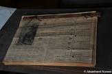 Old Abandoned Japanese Newspaper