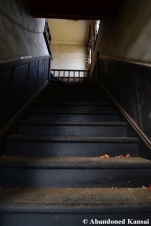 Scary, But Not Scary-looking Staircase