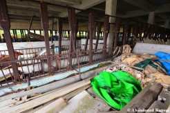 Abandoned Meat Factory