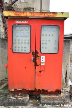 Concrete Plant Control Box