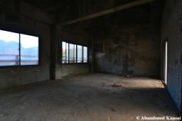 Most Beautiful Construction Ruin, Inside
