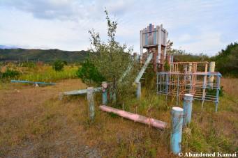 Overgrown Playground