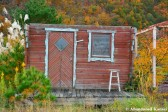Partly Demolished Hut