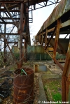 Rusty Conveyor Belt