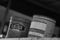Abandoned Histamine Monochrome