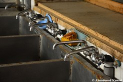 Abandoned Kitchen Faucets