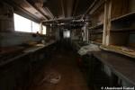 Abandoned Rokkosan HotelKitchen