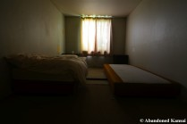 Abandoned Rokkosan Hotel Room