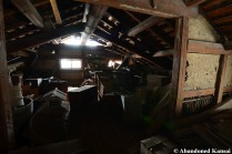 Abandoned Showa Era Attic
