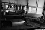 Abandoned Showa Era ClinicMonochrome