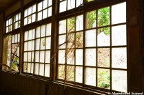Broken School Windows