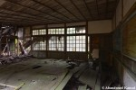 Partly Collapsed Classroom