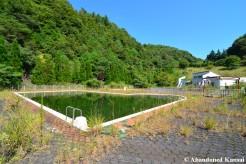 Abandoned Public Pool In Japan