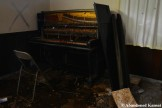 Abandoned Seminar House Piano