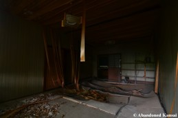 Abandoned Seminar House Room
