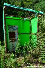 Summer Toboggan Run Ticket Machine