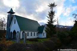 Abandoned Church Japan