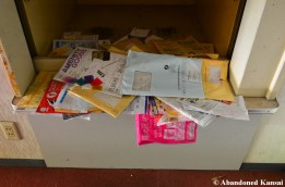 Abandoned Mail