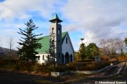 Abandoned Wedding Chapel
