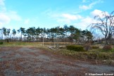 Destroyed Parking Lot