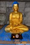 Abandoned Japanese BuddhaStatue