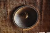 Abandoned Ryokan Ceiling Lamp