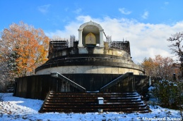 Abandoned Stupa