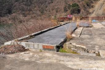 Demolished Uji Ryokan