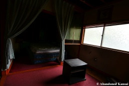 Old Abandoned Love Hotel