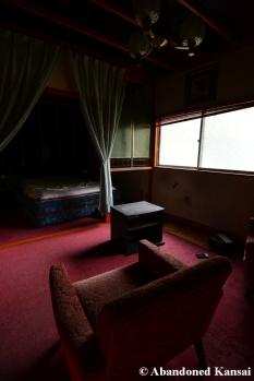 Old Abandoned Love Motel